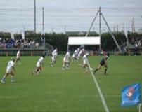 ラグビーフットボール競技 少年男子 茨城選抜   (団体 第3位)