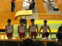 体操競技 少年男子 茨城選抜