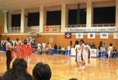 バスケットボール競技  少年女子 茨城選抜