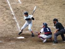軟式野球競技 成年男子 茨城選抜