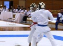 空手道競技  少年男子