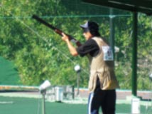 ライフル射撃競技 成年 (第2位)