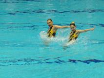 水泳競技(シンクロ) 少年女子