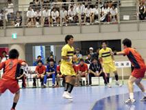 ハンドボール競技 少年男子