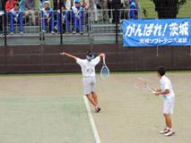 ソフトテニス競技 少年男子