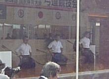 弓道競技 成年男子