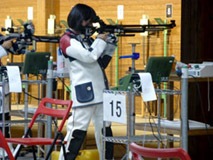 ライフル射撃競技(CP以外) 少年女子