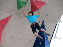 山岳競技 少年男子