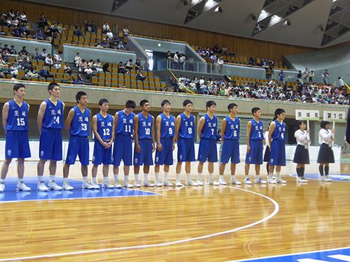 和歌山国体 バスケットボール競技(少年男子) 優勝!!