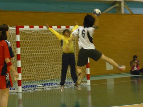 和歌山国体 ハンドボール競技(成年女子) 入賞!