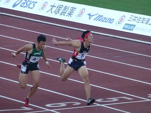 和歌山国体 陸上競技 入賞!