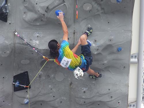 和歌山国体 山岳競技 入賞!