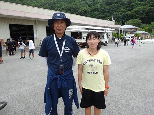 第71回国体関東ブロック大会 ボート競技