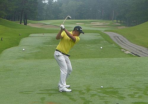 第71回国体関東ブロック大会 ゴルフ競技
