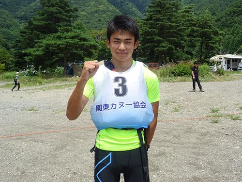 第71回国体関東ブロック大会 カヌー競技(スプリント)