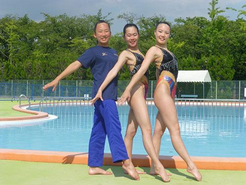 第71回国体関東ブロック大会 水泳競技(シンクロナイズドスイミング)
