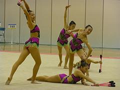 体操競技(新体操)少年女子