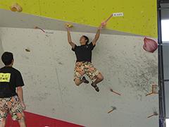 山岳競技成年男子