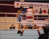 ボクシング競技 成年男子 鈴木悠介選手