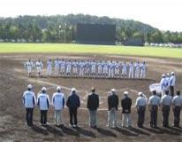 軟式野球競技 成年男子 茨城選抜 (団体 第5位)