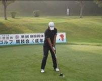 ゴルフ競技 成年男子 小袋秀人選手