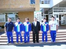 柔道競技  成年男子 茨城選抜