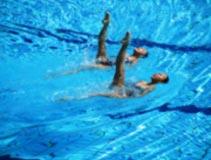 水泳(シンクロ)競技
