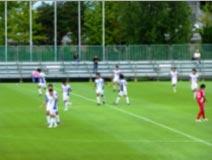 サッカー競技 成年男子(白)