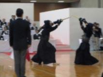 剣道競技 成年男子