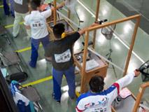 ライフル射撃競技(CP)  成年男子