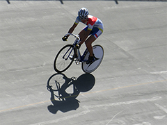 自転車競技少年男子