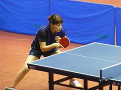 卓球競技成年女子