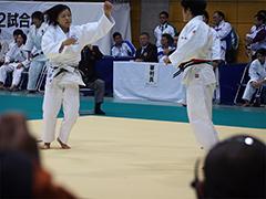 柔道競技成年女子