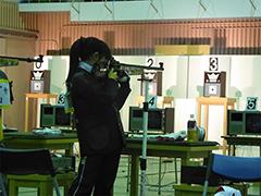 ライフル射撃競技少年女子