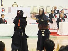 剣道競技少年男子